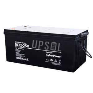 Аккумуляторная батарея CyberPower RС 12-250