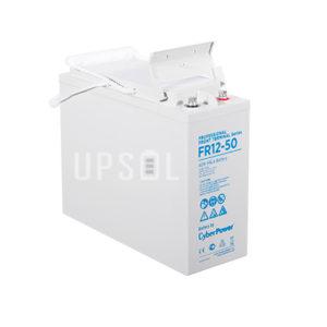 Аккумуляторная батарея CyberPower FR 12-50