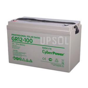 Аккумуляторная батарея CyberPower GR 12-100
