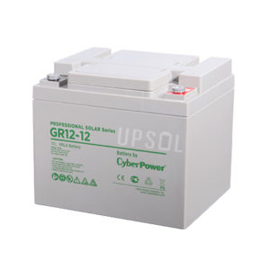 Аккумуляторная батарея CyberPower GR 12-12