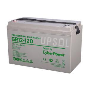 Аккумуляторная батарея CyberPower GR 12-120
