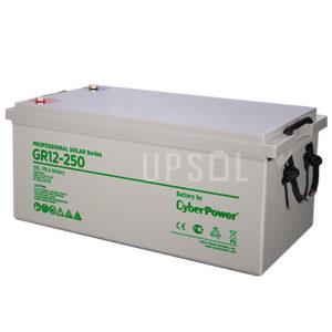 Аккумуляторная батарея CyberPower GR 12-250