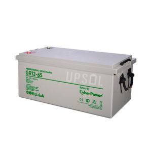 Аккумуляторная батарея CyberPower GR 12-65