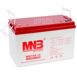 Аккумуляторная батарея MNB MM 100-12