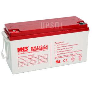 Аккумуляторная батарея MNB MM 150-12