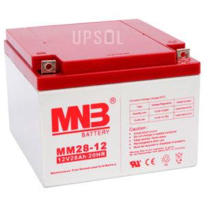 Аккумуляторная батарея MNB MМ 28-12