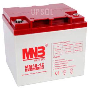 Аккумуляторная батарея MNB MM 38-12