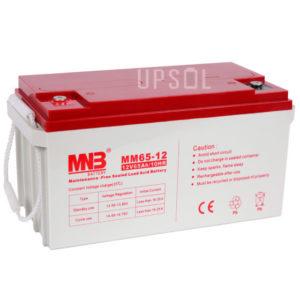 Аккумуляторная батарея MNB MM 65-12