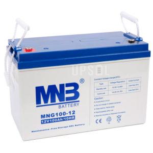 Аккумуляторная батарея MNB MNG 100-12