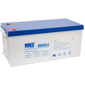 Аккумуляторная батарея MNB MNG 200-12