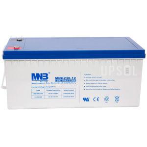 Аккумуляторная батарея MNB MNG 230-12