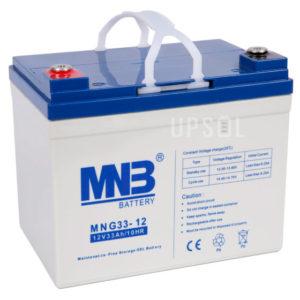 Аккумуляторная батарея MNB MNG 33-12