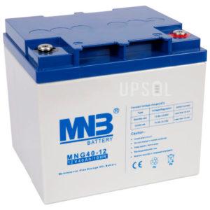 Аккумуляторная батарея MNB MNG 40-12