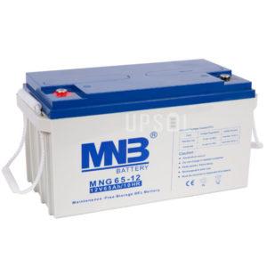 Аккумуляторная батарея MNB MNG 65-12
