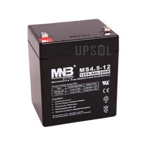 Аккумуляторная батарея MNB MS 12-5