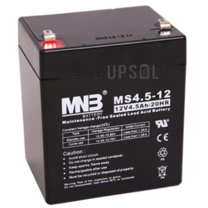 Аккумуляторная батарея MNB MS 4.5-12