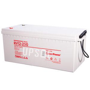 Аккумуляторная батарея CyberPower RV 12-250