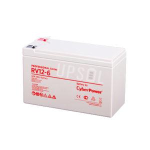 Аккумуляторная батарея CyberPower RV 12-6