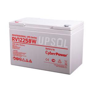 Аккумуляторная батарея UPS CyberPower RV UPS 1258W